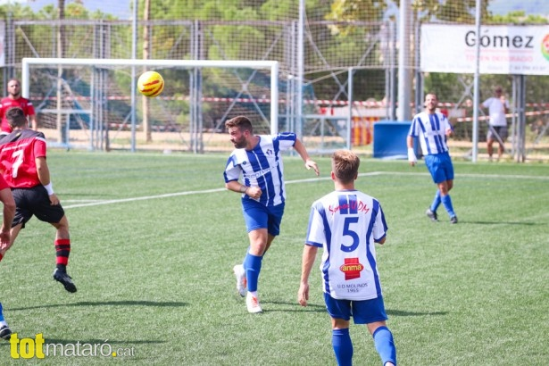Futbol Molinos - Racing Vallbona